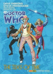 Doctor Who: Tides Of Time, Paperback Book