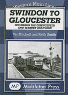 Swindon to Gloucester, Hardback Book