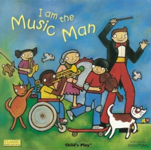 I am the Music Man, Board book Book