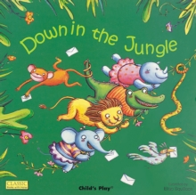Down in the Jungle, Board book Book