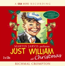 Just William at Christmas, CD-Audio Book