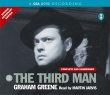 The Third Man, CD-Audio Book