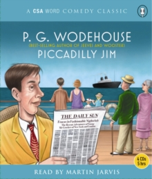 Piccadilly Jim 4xcd, CD-ROM Book