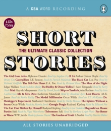 Short Stories : The Ultimate Classic Collection, CD-Audio Book