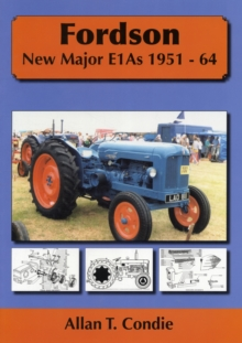 Fordson : Fordson New Major E1AS 1951-64, Paperback Book