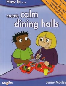 How to Create Calm Dining Halls, Mixed media product Book