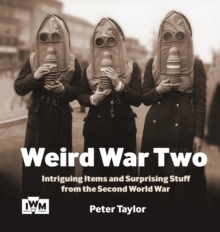 Weird War Two, Hardback Book