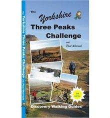 The Yorkshire Three Peaks Challenge, Paperback Book