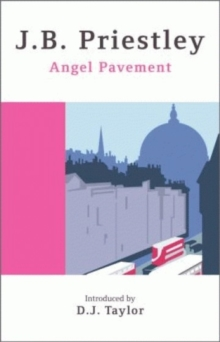 Angel Pavement, Paperback Book