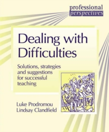 PROF PERS:DEALING WITH DIFFICULTIES, Paperback Book