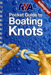RYA Pocket Guide to Boating Knots, Spiral bound Book