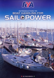 RYA Boat Handling for Power and Sail, Paperback Book
