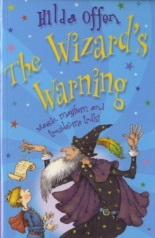 The Wizard's Warning, Paperback Book