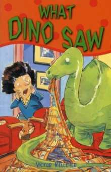 What Dino Saw, Paperback Book