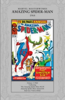 Marvel Masterworks Amazing Spider-man 1964 : Collects Amazing Spider-Man #8-19 and Amazing Spider-Man Annual #1, Paperback Book