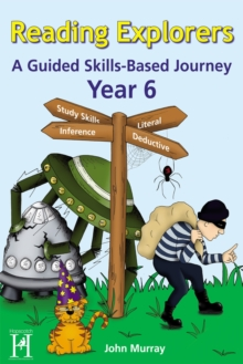 Reading Explorers Year 6 : A Guided Skills-Based Journey, Mixed media product Book
