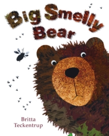 Big Smelly Bear, Paperback Book