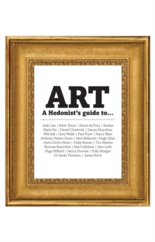 Hg2: A Hedonist's Guide to Art, Hardback Book