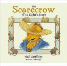 The Scarecrow Who Didn't Scare, Paperback Book