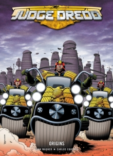 Judge Dredd : Origins, Paperback Book