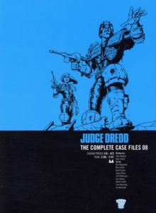 Judge Dredd : Complete Case Files v. 8, Paperback Book