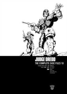 Judge Dredd : Complete Case Files v. 10, Paperback Book