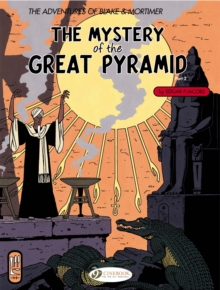 The Adventures of Blake and Mortimer : Mystery of the Great Pyramid, Part 2 v. 3, Paperback Book
