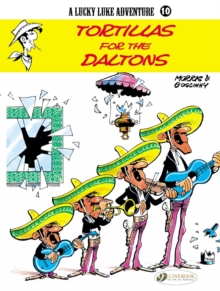 Tortillas for the Daltons, Paperback Book