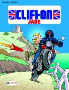 Clifton : Jade v. 5, Paperback Book