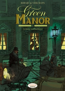 Green Manor : Assassins and Gentlemen v. 1, Paperback Book