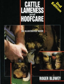 Cattle Lameness and Hoofcare, Hardback Book