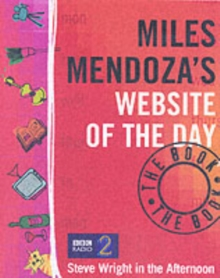 Miles Mendoza's Website of the Day : The Book, Paperback Book