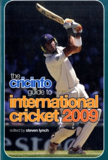 The Cricinfo Guide to International Cricket 2009, Paperback Book