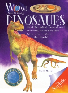 Dinosaurs, Paperback Book