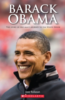 Barack Obama - With Audio CD, Mixed media product Book