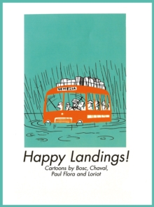 Happy Landings!, Hardback Book
