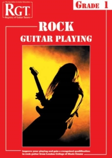 RGT Rock Guitar Playing - Grade One, Paperback Book