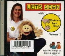 Let's Sign Songs for Children Audio CD : Popular Songs to Sign-a-long to, CD-Audio Book