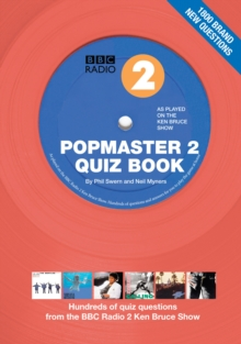 BBC Radio 2 Popmaster Quiz Book 2: 1700 Brand New Quiz Questions : Book 2, Paperback Book