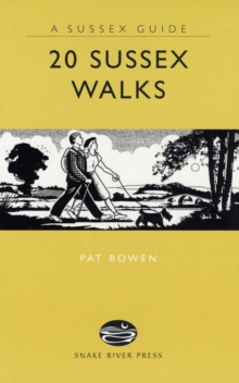 20 Sussex Walks, Hardback Book