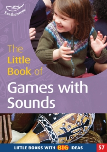 Little Book of Games with Sounds : Little Books with Big Ideas, Paperback Book