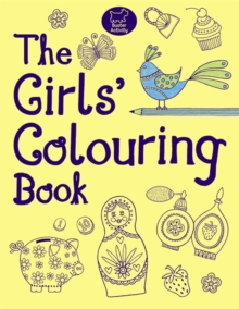 The Girls' Colouring Book, Paperback Book