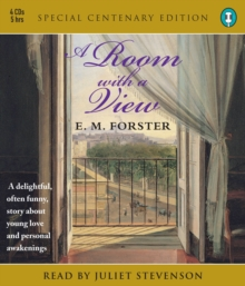 A Room with a View, CD-Audio Book