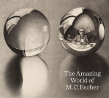 The Amazing World of M.C. Escher, Paperback Book