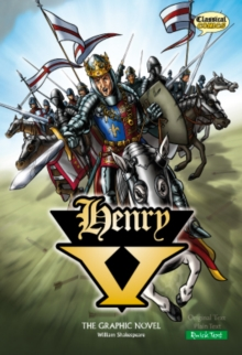 Henry V : Quick Text, Paperback Book