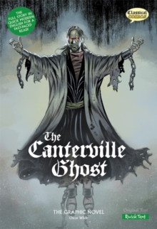 The Canterville Ghost : The Graphic Novel Quick Text, Paperback Book