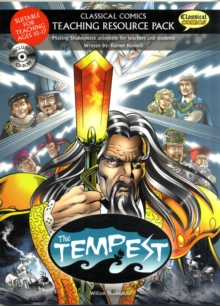 The Tempest Teaching Resource Pack, Mixed media product Book