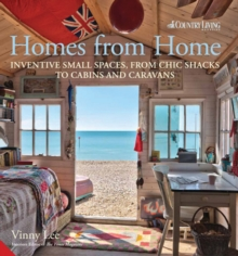 Homes from Home, Hardback Book