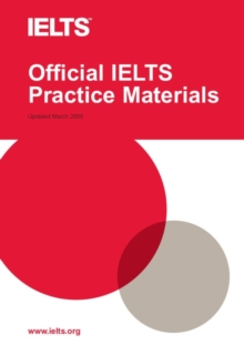 Official IELTS Practice Materials 1 with Audio CD, Mixed media product Book