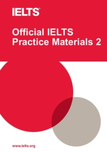 Official IELTS Practice Materials 2 with DVD : v. 2, Mixed media product Book